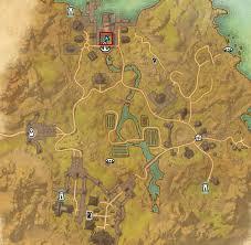 bal foyen treasure map eso bleakrock isle and bal foyen skyshards guide dulfy