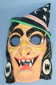 ben cooper witches halloween mask hennin conical hat black cat