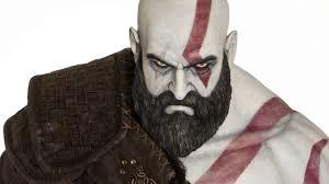 Kratos Halloween Costume Kratos 1 1 Size Escultura Hecha En Twisted Factory