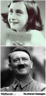 Anne Frank Memes - anne frank roast me humor pmslweb