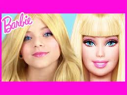 Halloween Baby Doll Makeup Tutorial by Barbie Makeup Tutorial Kittiesmama U0026 Naturesknockout Collab