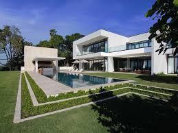 florida modern homes a superb modern home in miami beach florida modern structures