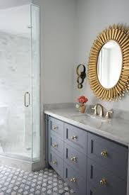 gold fixtures bathroom home deco plans