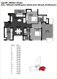 dlf new town heights floor plan 6 floor plan jpg