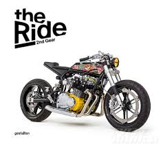the ride 2nd gear custom motorcycle book cycle world