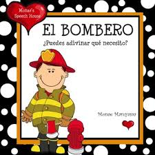 spanish fireman book ell esl monae u0027s speech house tpt