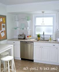 kitchen style all white farmhouse kitchen single wall one wall