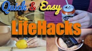 Easy Life Hacks Quick U0026 Easy Life Hacks Youtube