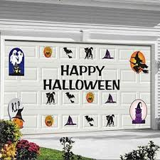 best 20 halloween garage ideas on pinterest garage door