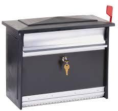 Whitehall Wall Mount Mailbox Mailboxes Amazon Com Hardware