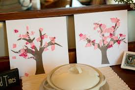 tree craft for toddlers on as we grow
