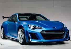 subaru brz interior 2018 subaru brz sti interior exterior and review review car 2018