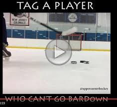 Video Meme - video meme upper corner hockey