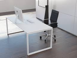 bureau de direction blanc bureaux de direction deskono blanc achat bureaux de direction