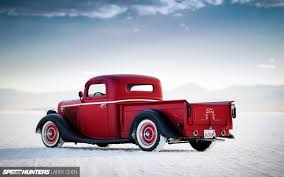 Old Ford Unibody Truck - the analog life u002736 ford rod pickup speedhunters