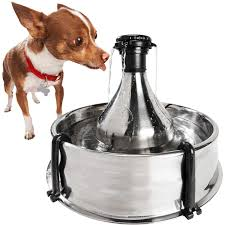 petsafe drinkwell 360 multi pet stainless steel fountain petco