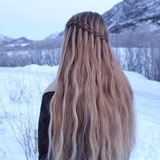Frisuren Lange Haare Wasserfall by 20 Traumhafte Wasserfall Frisuren Nette Lange Frisuren 20