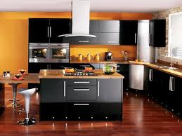 Kitchen Colors With Black Cabinets Fantastic Best Kitchen Cabinets Colors And Designs 25 Black