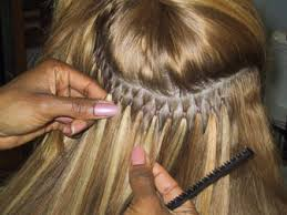 microbead extensions microbead hair extensions