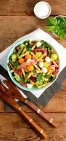 classic pasta salad melon and prosciutto pasta salad recipe low calorie california