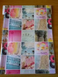 flat wrapping paper typo haul chanelle hayley