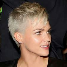 side and front view short pixie haircuts 185 best undercut images on pinterest hair cut short films and