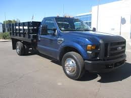 Ford F350 Truck Used - used 2008 ford f350 stake body truck for sale in az 2170