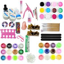 compare prices on gel nail polish kits without lamp online