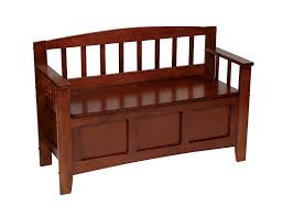 Wooden Entryway Bench Amazon Com Office Star Metro Mission Style Wood Entry Way Bench