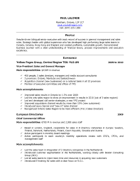 Canadian Resume Samples Pdf by Resume Sample For Freshers In Canada Templates