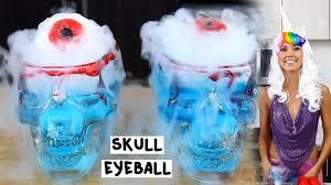 the skull eyeball cocktail tipsy bartender youtube