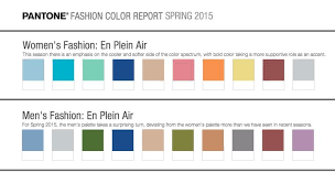 pantone 2016 colors pantone fashion color report spring 2018