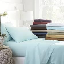 Becky Cameron Luxury Ultra Soft   piece Bed Sheet Set