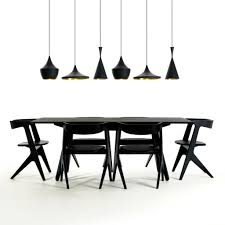 beat light black tall by tom dixon u2014 haus