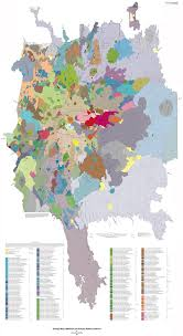 Oregon Volcano Map by Beautiful Destruction 11 Gorgeous Geologic Maps Of Volcanoes Wired