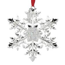 snow majesty snowflake ornament 2016 snowflake decoration lenox