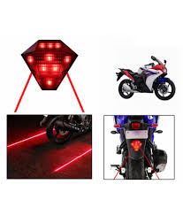 honda cbr 150r price in india speedwav speedwav led laser brake light with flasher red honda