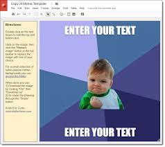 Flip Table Meme Generator - control alt achieve 3 tools for making memes in school