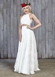 wedding skirt stevenson lace boho bridal skirt by house of ollichon
