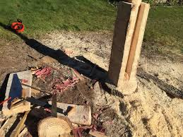 Making A Flag Pole I Made A Wooden Flag Pole From A Tree Album On Imgur