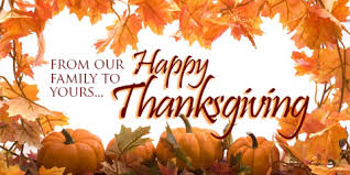 Happy Thanksgiving Family Happy Thanksgiving From Our Family To Yours College Park Hearing