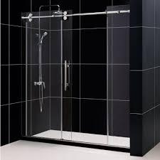 Bathroom Glass Sliding Shower Doors by Bathroom How To Set The Best Bathroom With Sliding Glass Shower