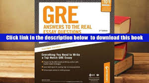 Toefl Integrated Writing Topics With Answers Answers To Real Essay Questions Todayboard