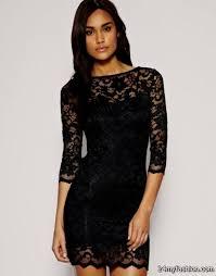 black lace dress 2016 2017 b2b fashion