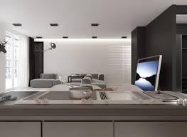 ultra luxury black and white kitchen designs ideas modern home