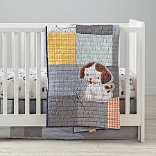 Puppy Crib Bedding Sets Poky Puppy Crib Bedding The Land Of Nod For Future