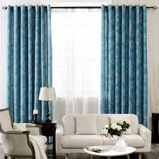 Bedroom Curtains Blue Romantic Lilac And Gray Polyester Room Darkening Bedroom Curtains