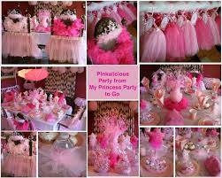 Tutu Party Decorations 217 Best Pink Princess Birthday Party Ideas From My Princess Party