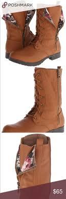 s fold combat boots size 12 best 25 floral combat boots ideas on combat boots