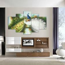 Decorative Wall Art by Online Get Cheap Couple Painted Wall Art Aliexpress Com Alibaba